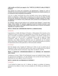 7 metas del marco de Sendai en el Perú