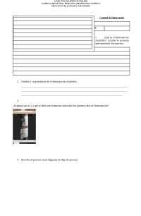 Control de fermentación