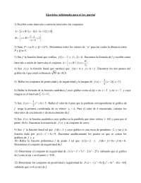 Ejercicios matemáticas cbc