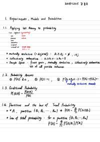 Probability and stochastic processes solution