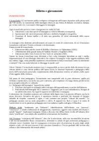 Riassunto Diletto e Giovamento, R. Farnè