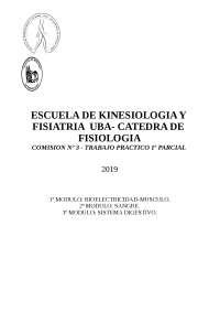 TP fisiología UBA primer parcial