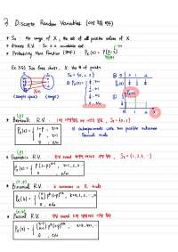 Probability and stochastic processes 3rd solution