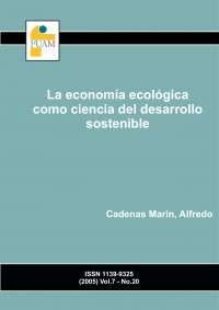 La economía ecológica como ciencia del desarrollo sostenible