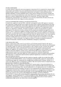 Appunti di Psicologia dei processi educativi