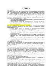 TEMA 1 sociología icm
