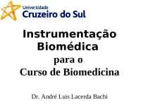 instrumentação biomedica