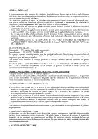 Sistema tabellare magistratura