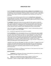 Appunti completi Analisi del film (Guerrini)