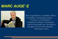 Marc Augè - I non luoghi