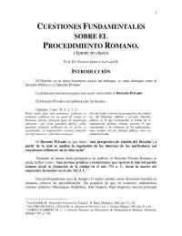 resumen de derecho romano