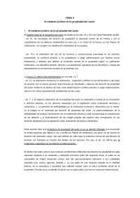 Tema 4. Propiedades del suelo
