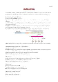 Genetica Batterica e modalità di trasmissione