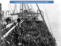 migrazioni degli italiani nel tempo