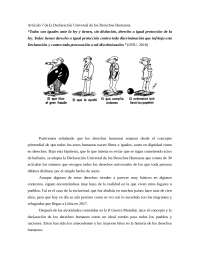 Artículo 7 de los derechos humanos