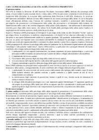Ricci-Bitti, Psicologia della salute
