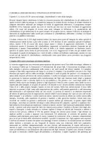 Capitolo 5. La ricerca ECIP: nuove tecnologie, cyberbullismo e ruolo della famiglia