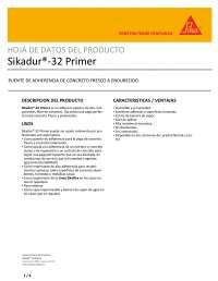 Ficha técnica de aditivo