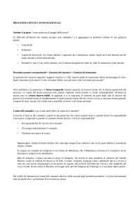 Appunti di procedura penale sovranazionale
