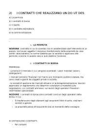ISTITUZIONI DI DIRITTO PRIVATO, TORRENTE