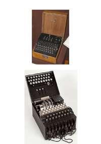 Enigma fu una macchina elettro-meccanica per cifrare e decifrare messaggi., Guide, Progetti e Ricerche di Matematica Applicata