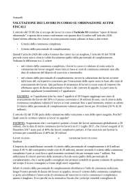 tecnica professionale - SCRITTURE CONTABILI+ TEORIA PROF. VENTURELLI FRANCESCO
