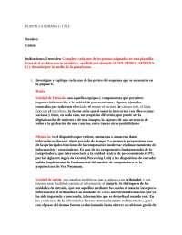DISPOSITIVOS DE ENTRADA Y SALIDA COMPUTADOR