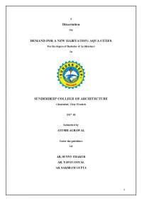 Demand for a new habitation- Aqua Cities