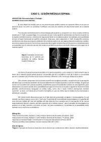 ESTUDIO CASO CLÍNICO NEUROPSICOLOGÍA