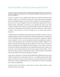 Comentario de la antologia castellana