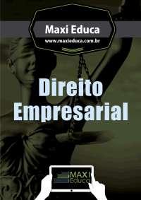 Estudo de Direito Empresarial