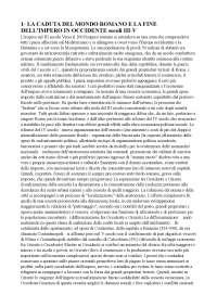 Montanari - Storia Medioevale