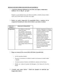 EJERCICIOS DE ENLACE QUIMICO