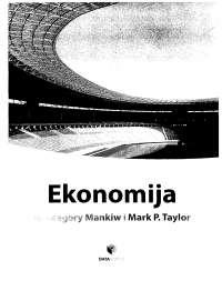 Mankju knjiga iz političke ekonomije prva glava