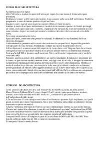 Storia Architettura - Molteni