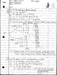 Home Solution for Statistics