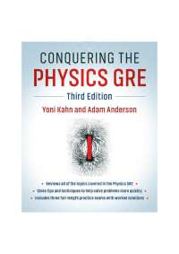 Conquering Physics GRE