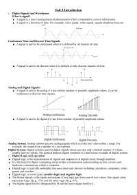 Digital logic basic concept