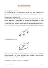 Appunti statica e cinematica per esame orale