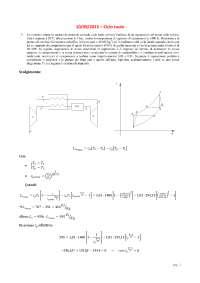 Eserciziario Fisica Tecnica