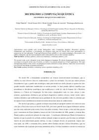 Decifrando la Computación Quantica - la próxima etapa de la computación