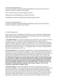 Language Awareness-exercise Julia Settineri