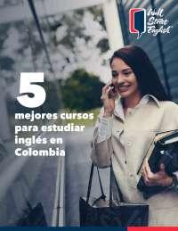 Mejores Cursos para Estudiar ingles en COlombia