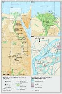 karte za stari istok