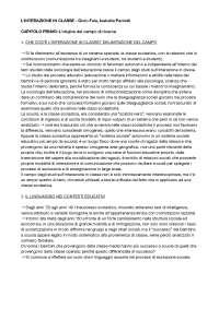"""""""L'INTERAZIONE IN CLASSE""""- Fele&Paoletti (primi due capitoli)"""