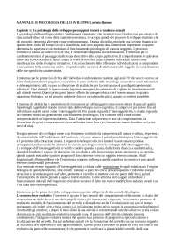 Manuale di Psicologia dello sviluppo L.Barone