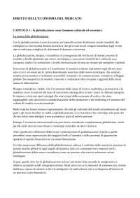 Diritto ed economia del mercato, G. Lemme