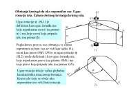 Mehanika - kInematika tela