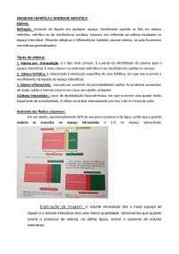 Síndrome Nefrítica e Síndrome Nefrótica