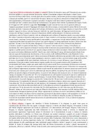 appunti Come nasce il diritto ecclesiastico